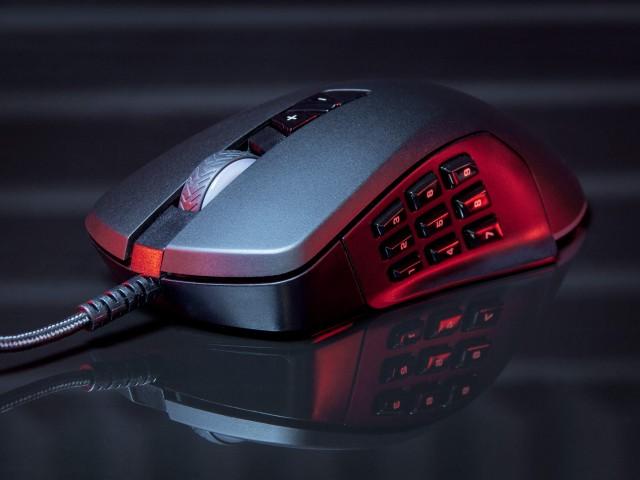 Hybrid mouse Genesis Xenon 770 MMO/FPS