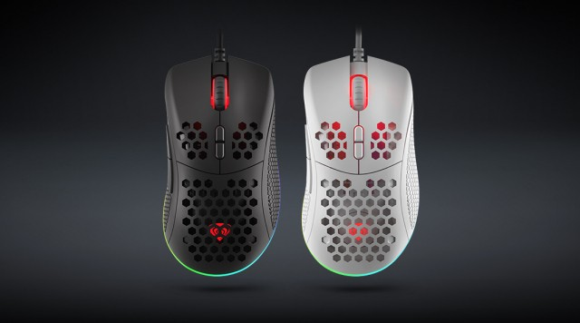 Krypton 550 - perfect mouse for gamers